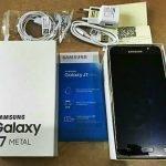 Samsung Galaxy J7 Metal – Preço, Análise, Cores e Especificações
