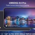 UMIDIGI A5 Pro – Novo Smartphone Potente